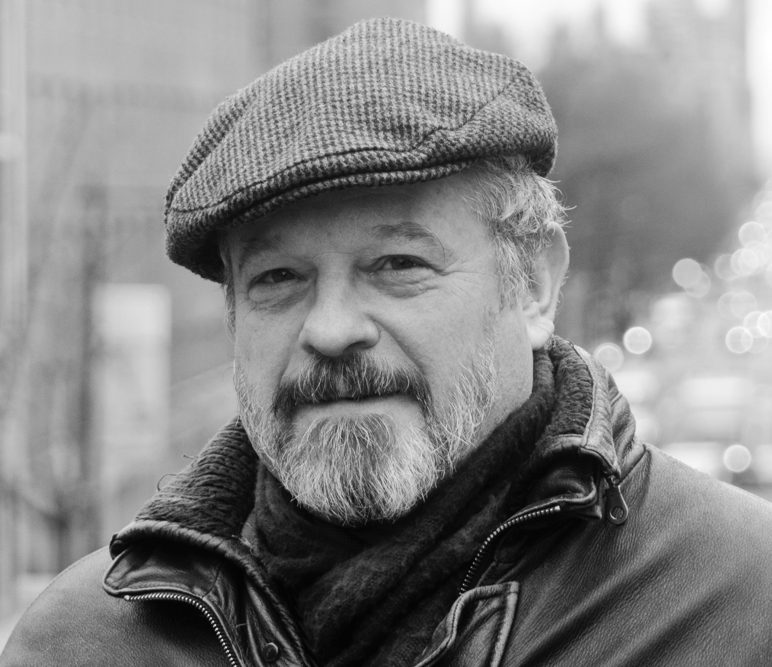 Peter Wortsman (© Ricky Owens)